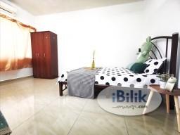 Room Rental in Selangor - 1 MONTH FREE STAY🔥  NO DEPOSIT🔥 Middle Room at Sea Park, Petaling Jaya