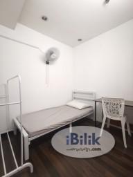 Room Rental in Petaling Jaya - NO DEPOSIT + 1 MONTH FREE STAY Single Room at Damansara Kim, Damansara Utama