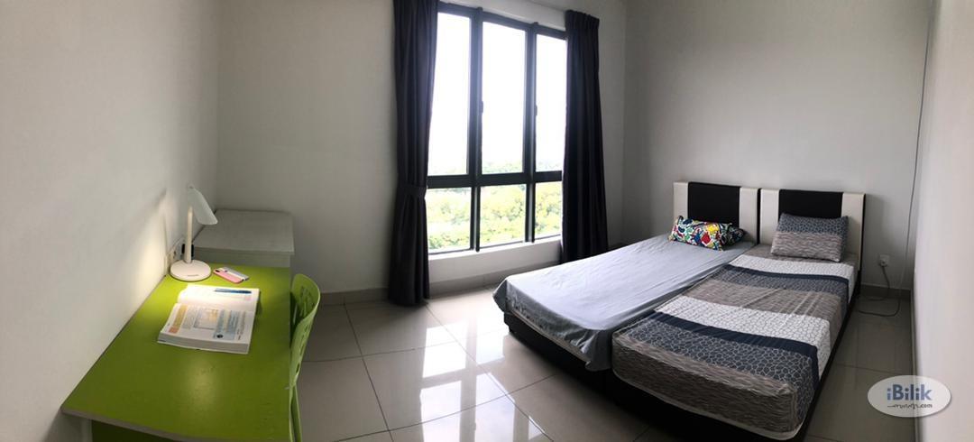 Master Room at DK Senza, Bandar Sunway