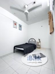 Room Rental in Petaling Jaya - Single Room at Damansara Uptown, Damansara Utama