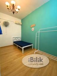 Room Rental in Petaling Jaya - 🔥🔥 Short Term & Long Term 🔥🔥 5 mins walk to MRT Bandar Utama 📣📣 Fully Furnished, High Speed Wifi, Utilities Included