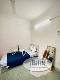 Room Rental in  - NO DEPOSIT !! Middle Room at PJS 9, Bandar Sunway