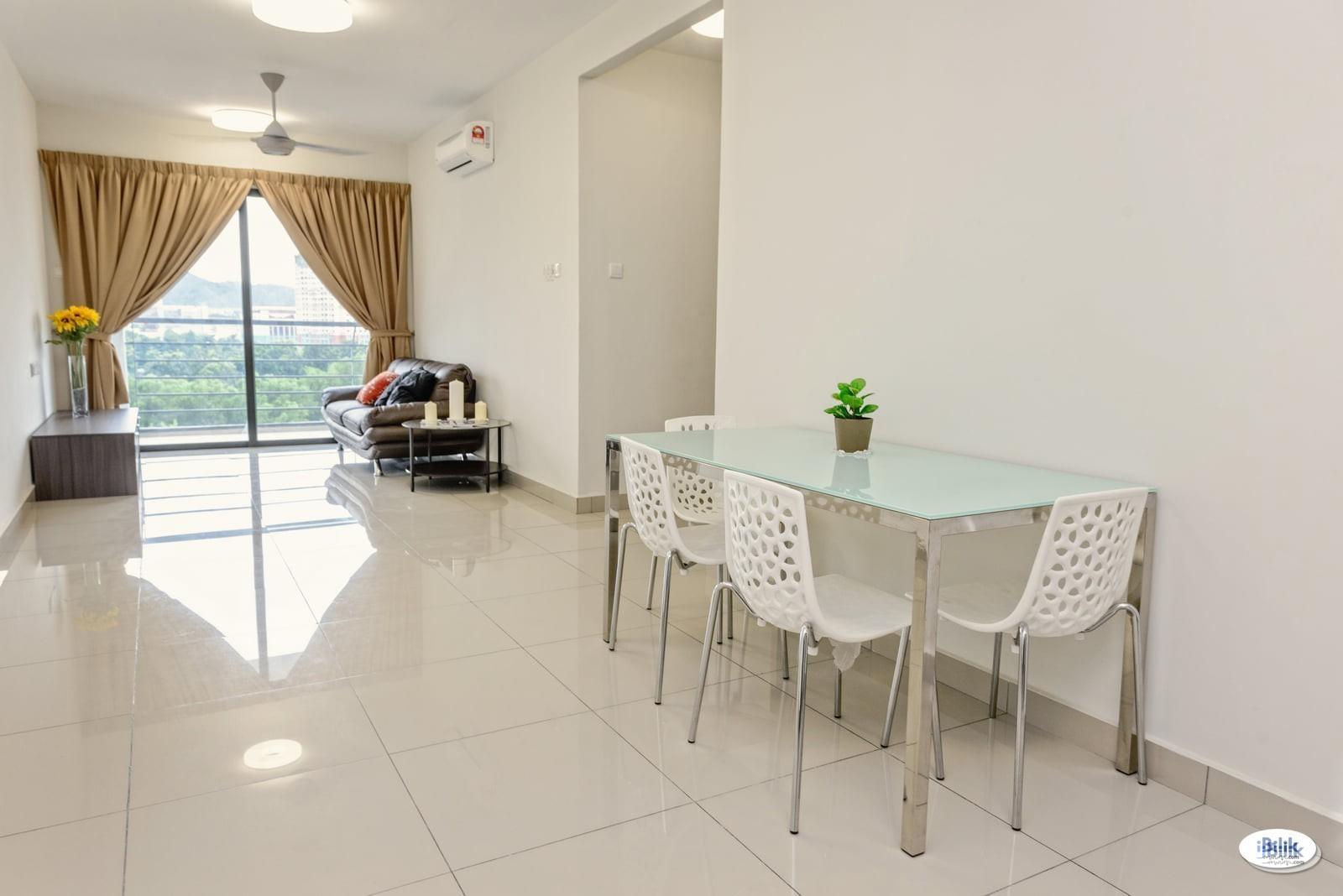 Middle Room at DK Senza, Bandar Sunway