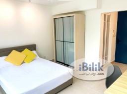 Room Rental in Malaysia - 🏡 MASTER ROOM 2 min walk to LRT  in Setapak