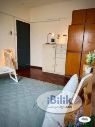 Room Rental in Malaysia - Cozy Welcome for Long or Short Term. Medium Room for Rent in Subang Jaya