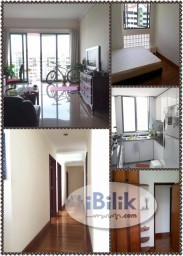 Room Rental in  - Single Room at Beauty World, Upper Bukit Timah, Condo room for rent 850 all include