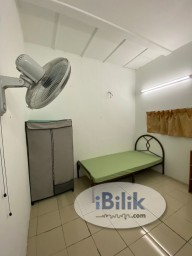 Room Rental in Petaling Jaya - 🎉🎉Zero Deposit Room For Rent/ Walking Distance 600M To TTDI MRT On Damansara Kim🎉🎉