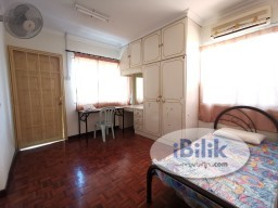 Room Rental in Selangor - ONE MONTH DEPOSIT ONLY @ SS2 SEAPARK TAMAN PARAMOUNT WITH EASY ACCESS TO LRT!