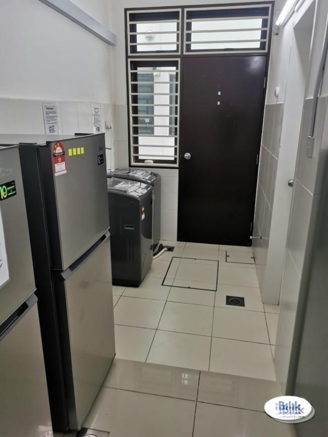 For Rent Low Deposit 🛌 Single Room Located near Taman Esplanad, Bukit Jalil KL