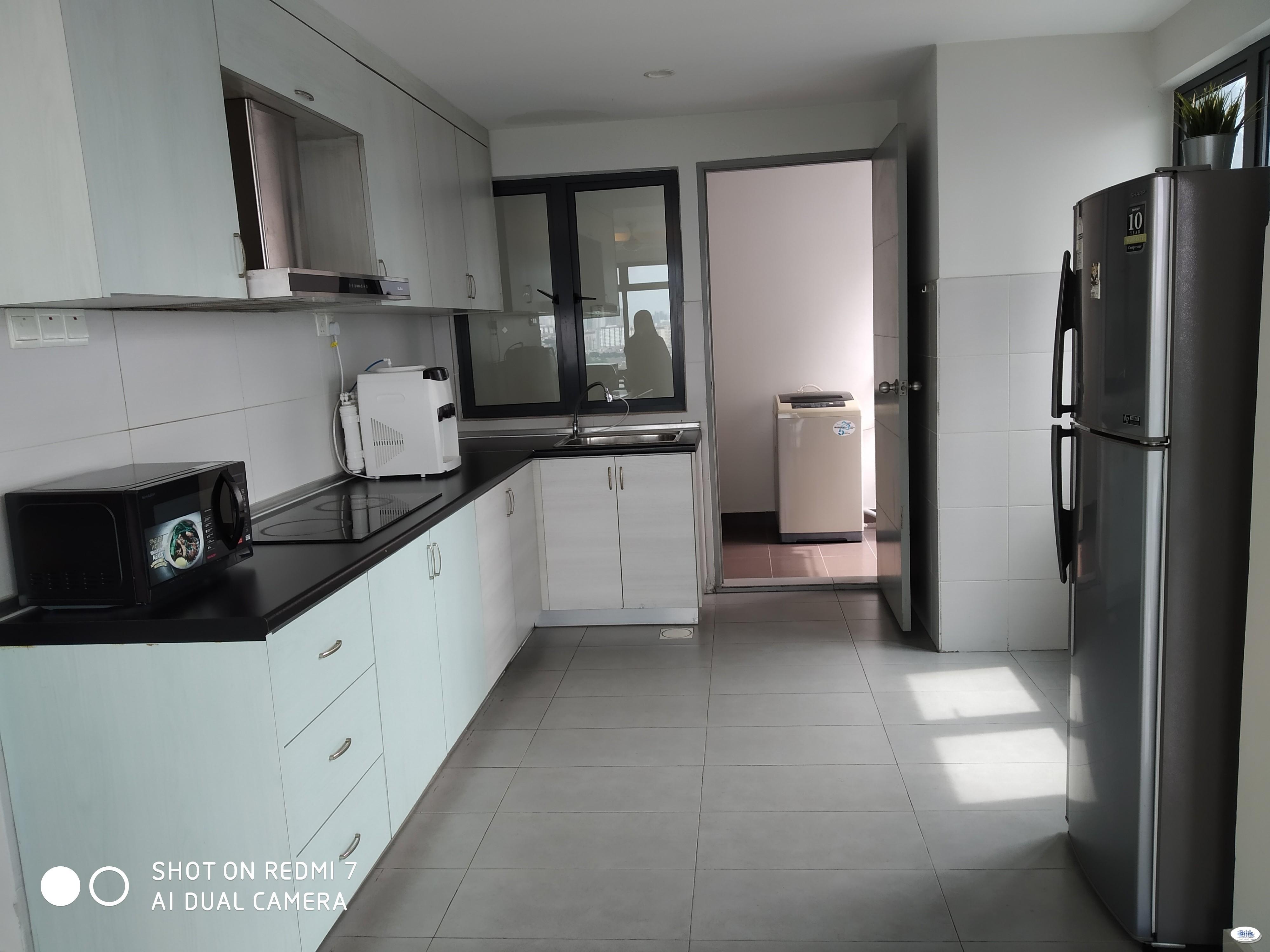 Single Room at DK Senza, Bandar Sunway