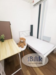 Room Rental in Kuala Lumpur - Cozy 1 Month Deposit Only! Can be Walking distance MRT Taman Mutiara