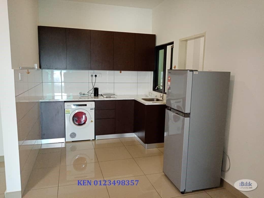 Middle Room at Parkhill Residence Bukit Jalil, Kuala Lumpur