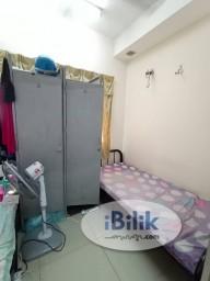 Room Rental in  - BILIK MUSLIMAH Condominium Putra Suria Bandar Sri Permaisuri LRT Cheras