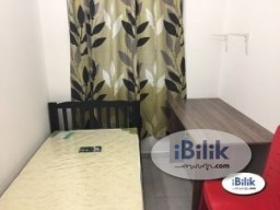 Room Rental in Selangor - [ Zero Deposit ] Small Room Bandar Puchong Jaya