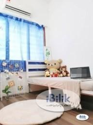 Room Rental in  - 0% DEPOSIT RENTAL. Medium Room at PJS 10, Bandar Sunway