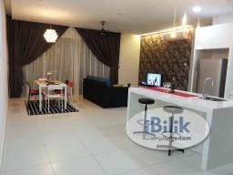Room Rental in Selangor - Master Room at Cristal Residence, Cyberjaya