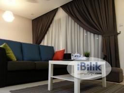 Room Rental in Selangor - Middle Room at Cristal Residence, Cyberjaya