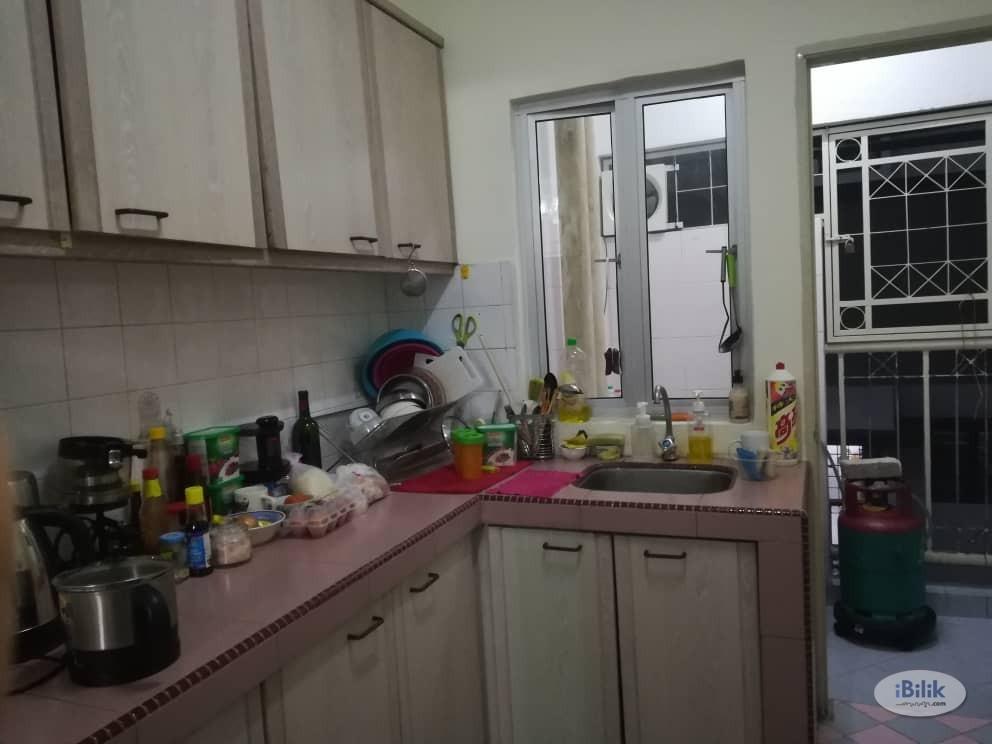 Middle Room at Wangsa Maju, Setapak