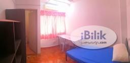 Room Rental in Selangor - 💁♀️Female Unit Medium Room with Private bathroom at Subang Jaya SS15, 🚶♀️6min walking distance to SJMC/ Inti College