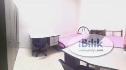 Room Rental in Selangor - 💁♀️Female Unit Medium Room for 2 people at Subang Jaya SS15, 🚶♀️6min walking distance to SJMC/ Inti College