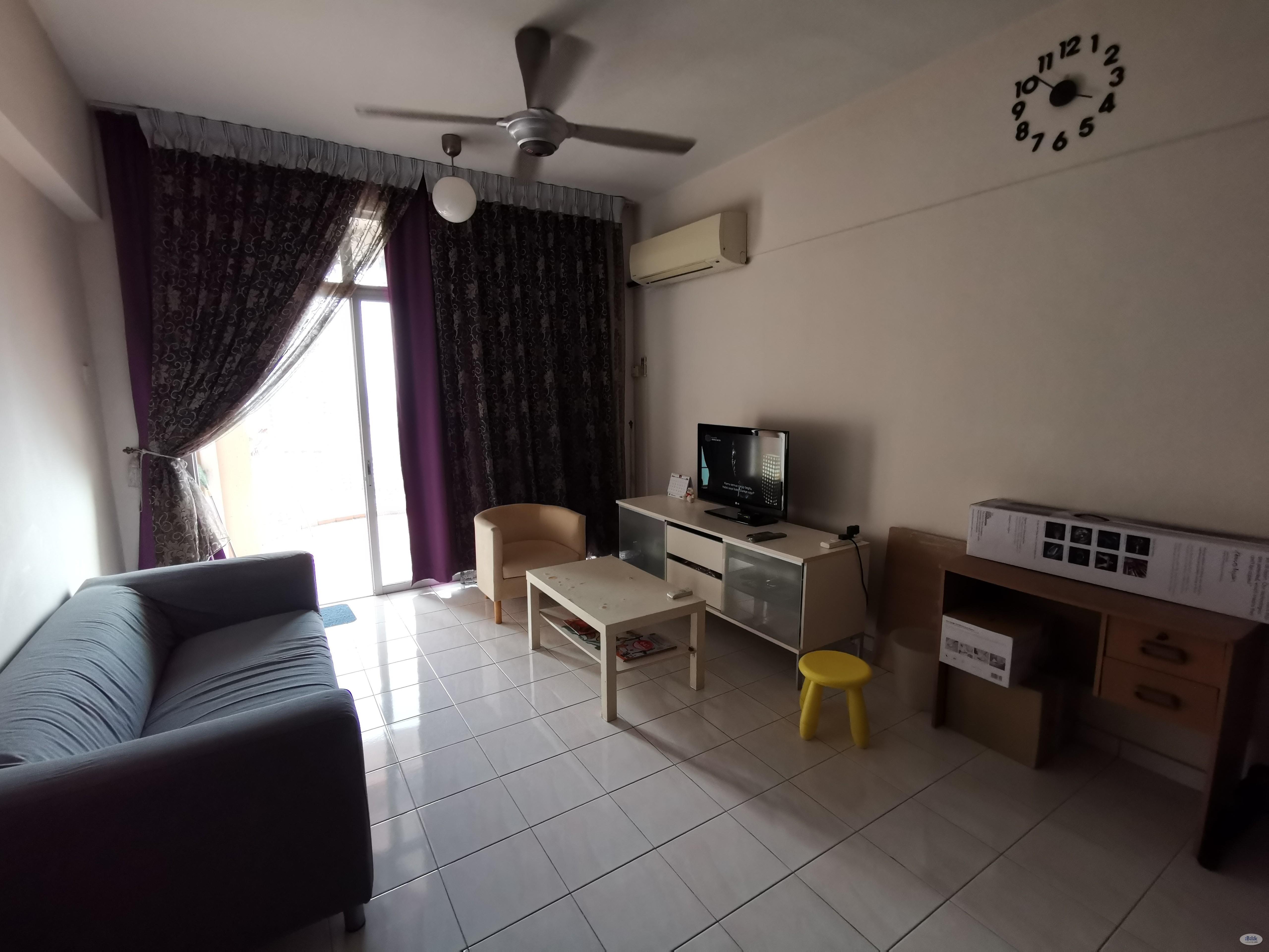 Medium Room at Wangsa Metroview [Move in October]