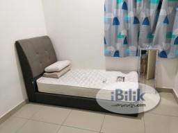 Room Rental in Malaysia - Fully Furnished Clean Single Room at Mutiara Ville, Cyberjaya