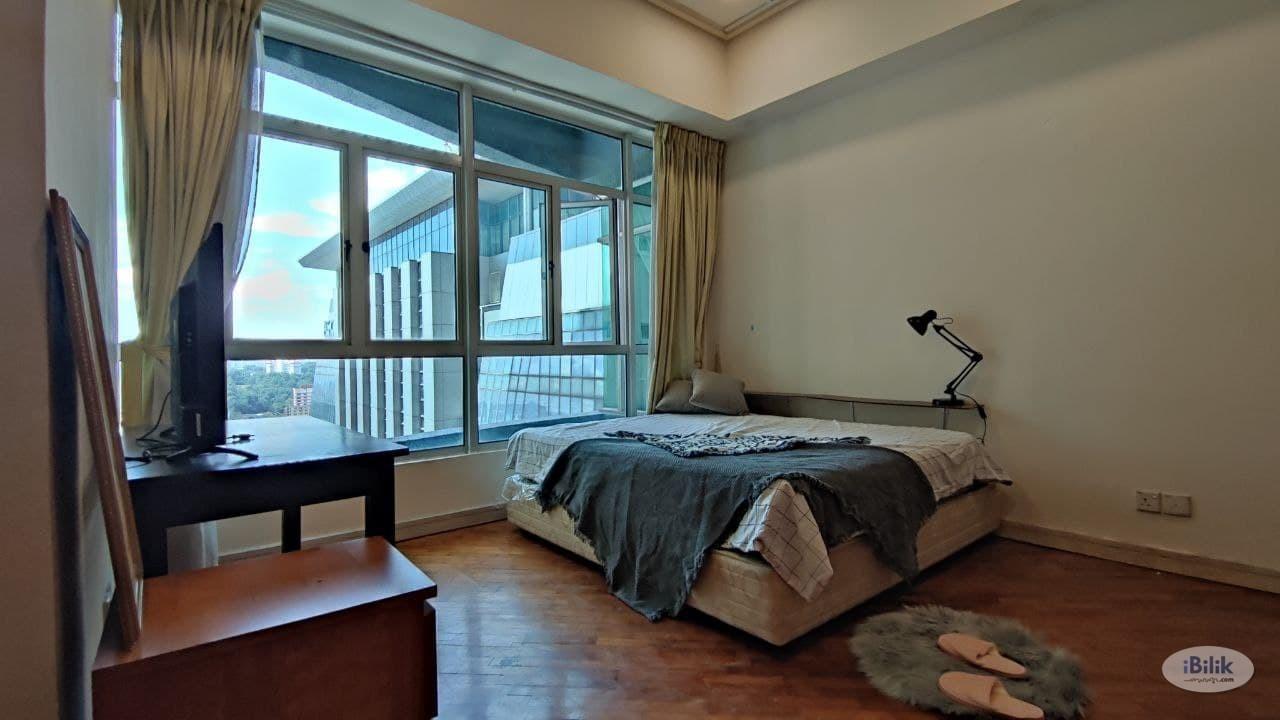 3 Mins to Plaza Sentral/KL Sentral 1 month deposit Master Room at Nu Sentral, KL Sentral