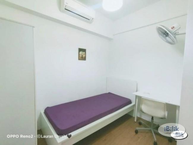 1 Month Deposit !! Low Rental. Middle Room at SS15- Subang Jaya