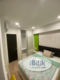 Room Rental in Petaling Jaya - Fully furnished, low deposit middle Room at D'Latour, Bandar Sunway