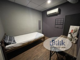 Room Rental in Malaysia - ❗❗❗ONE Month Deposit ONLY🏰🏰🏰A Hotel Concept Room To Rent In SS15🏰🏰🏰 Near By🚄 LRT SS15,🏤INTI COLLEGE 🏢ALFA COLLEGE