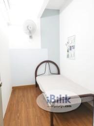 Room Rental in  - 🙅🏾♀️NO DEPOSIT Single Room at Damansara Intan, Petaling Jaya/ Tropicana city mall/seskyen 17/ ss2