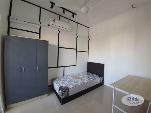 (MCO free rental) single room- inclusive utility- 2min walk to sunway university