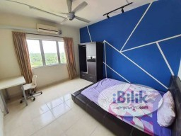 Room Rental in  - comfy Middle Room at Suriamas Condominium- Bandar Sunway- Petaling Jaya