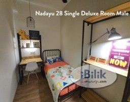 Room Rental in  - comfy  ZERO DEPOSIT--EXCLUSIVE FULLY FURNISHED AIRCOND SINGLE ROOM @ SS15!