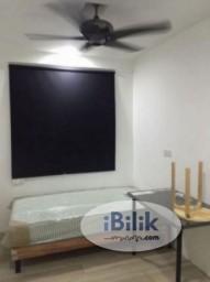Room Rental in  - Private Attached Bathroom Fully Furnished Middle Room at PJS 9- Bandar Sunway