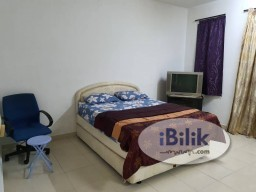 Room Rental in  - Discounted Master room at Taman Nusabayu- RM560 including utilities