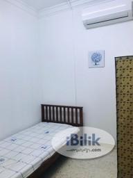 Room Rental in Selangor - 1 Month Deposit ⚠️⚠️ Single Room for rent ���� Walking LRT SS18!