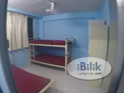 Room Rental in  - BILIK MUSLIMAH Flat Seksyen 1 Wangsa Maju Lrt Aeon Jusco