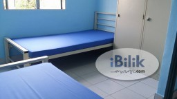 Room Rental in  - BILIK LELAKI Apartment Harmoni Presint 9 Putrajaya