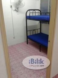 Room Rental in  - BILIK MUSLIMAH Apartment Harmoni Presint 9 Putrajaya
