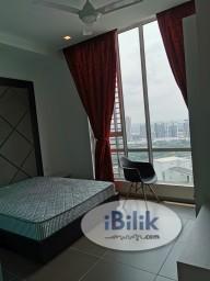 Room Rental in Selangor - Master Room at Garden Plaza, Cyberjaya