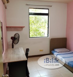 Room Rental in Malaysia - Single Room to Rent at Cyberia SmartHomes