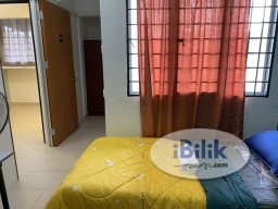 Room Rental in  - convenience ZERO DEPOSIT-EXCLUSIVE FULLY FURNISHED AIRCOND SINGLE ROOM @ SS15