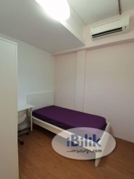 Room Rental in Selangor - Comfort Urgent Move In~ Can be Walking distance LRT SS15 Subang