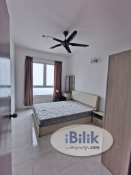 Room Rental in Malaysia - Karpal Singh Drive, Condo Air Cond Furnished Room For RENT!!