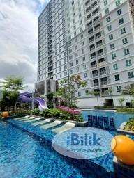 Room Rental in Penang - Zero Deposit Master Room at Solaria Residence, Bayan Lepas