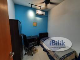 Room Rental in Kuala Lumpur - Single Room at Parkhill Residence, Bukit Jalil (femal unit)