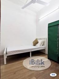 Room Rental in Selangor - comfy Single Room at PJS 10, Bandar Sunway. Walking distance BRT Station
