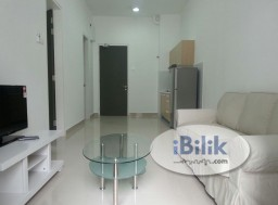 Room Rental in Selangor - Cyberjaya D'Pulze Residents, One Bedroom Suite, Fully Furnished, Ready to move in, RM900