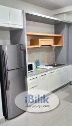 Room Rental in Selangor - Cyberjaya Shaftsburry Service Residents , Studio, Fully Furnished, RM900